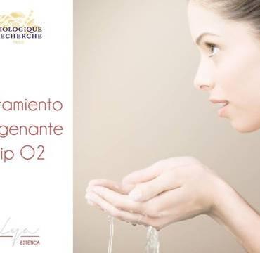 Tratamiento Oxigenante Vip O2