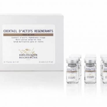Cocktail d'actifs régénerants factor de crecimiento y elixir de juventud