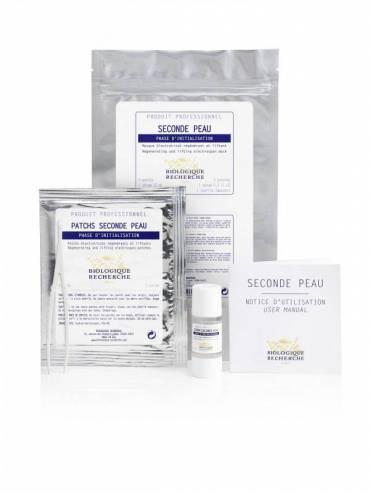 Seconde Peau, la primera mascarilla de ácido hialurónico electro-hilado